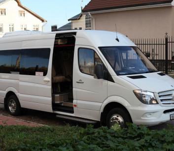 Микроавтобус Мерседес Спринтер (Люкс)
